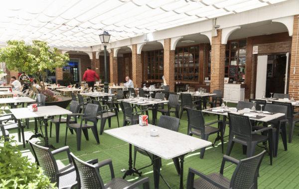 Restaurante La Plaza de Santo Domingo