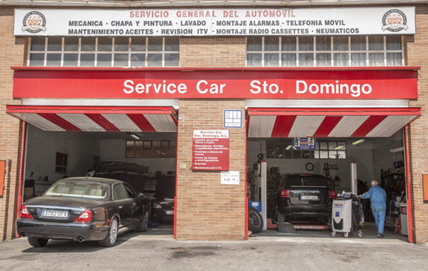 Service Car Santo Domingo